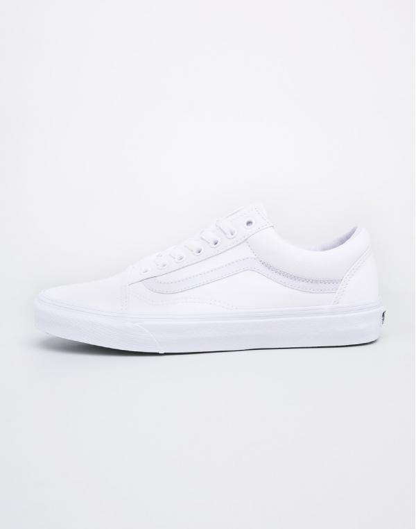 Vans Old Skool True White 38